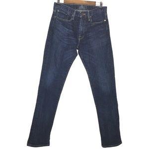Lucky Brand Waist 31 Blue Denim Straight leg Jean